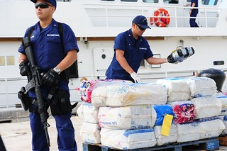 Cocaine Offload | by Coast Guard News