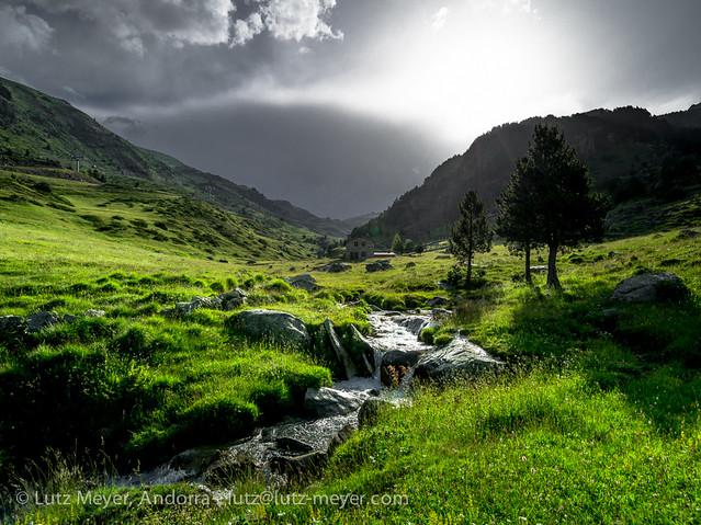 Andorra nature: Els Cortals