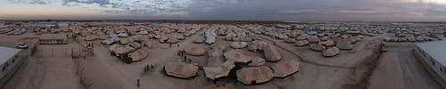 Refugee Camp Panoramas: Za'atari Refugee Camp, Jordan | by UNHCR Photo Download