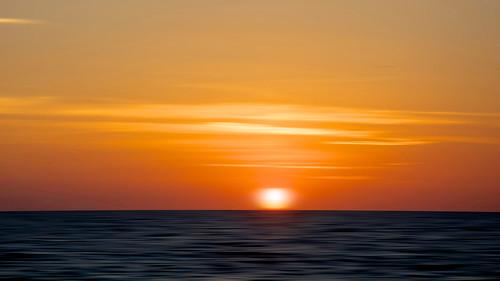 sunset sea summer sky italy sun blur clouds landscape reflex nikon fav50 blurred summertime dslr 169 fregene singita appleaperture fav10 fav25 fav100 skyporn d5200 nikond5200