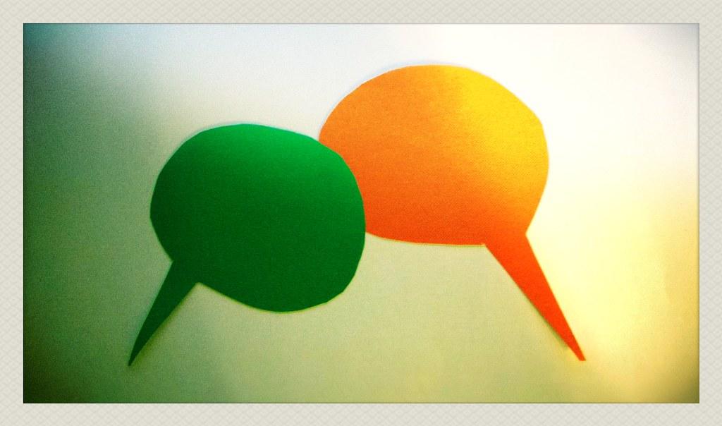 Conversation by Valery Kenski, on Flickr