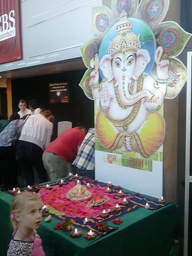 Diwali Festival - Lord Ganesh