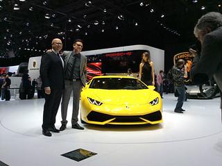 Lamborghini 2014 Huracan