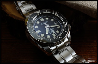 Seiko Marinemaster 300 SBDX001 | by Bruno E. Photography