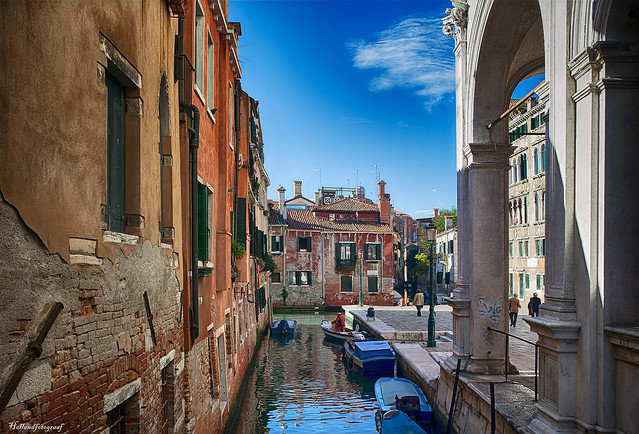 Just Can't Get Enough of Venice