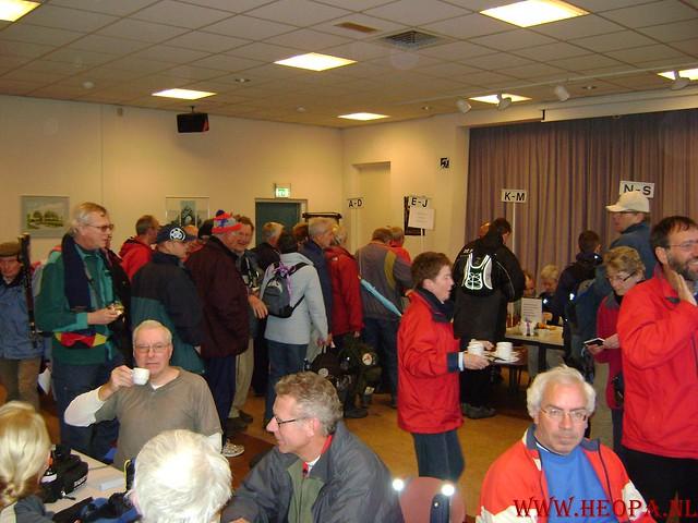 Baarn 40 Km    22-11-2008 (7)