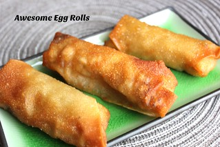 Awesome Egg Rolls | by NY Foodie Family