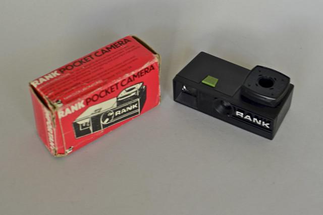 Rank Pocket Single Use Camera f-11 lens 1