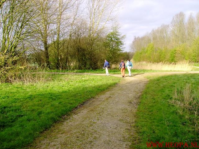 Natuurlijk Flevoland  12-04-2008  40Km (6)