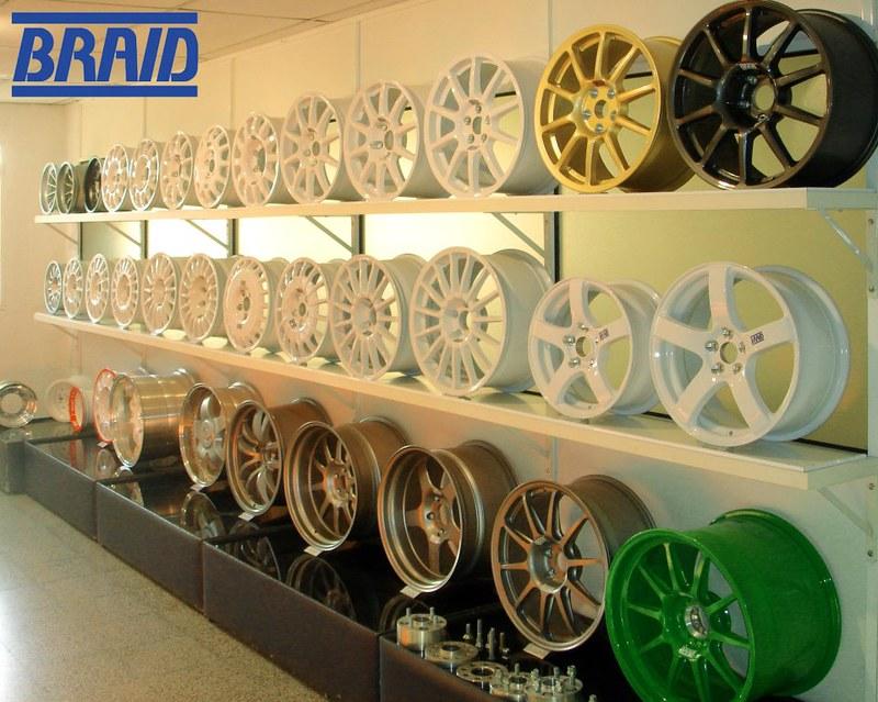 BRAID Wheels