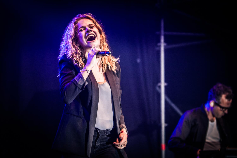 Laura Tesoro @ Genk On Stage 2016 (© Timmy Haubrechts)
