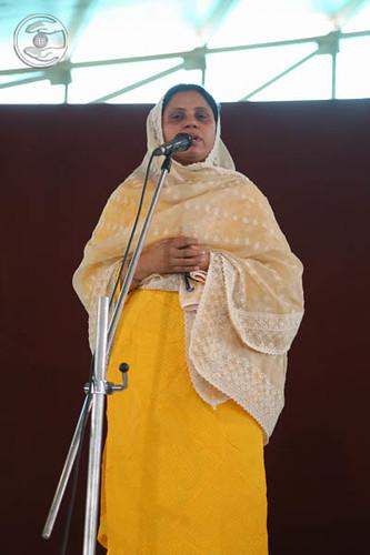 Dr. Urmil Jindal expresses her views