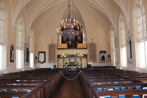 Charleston - French Quarter: French Huguenot Church | by wallyg