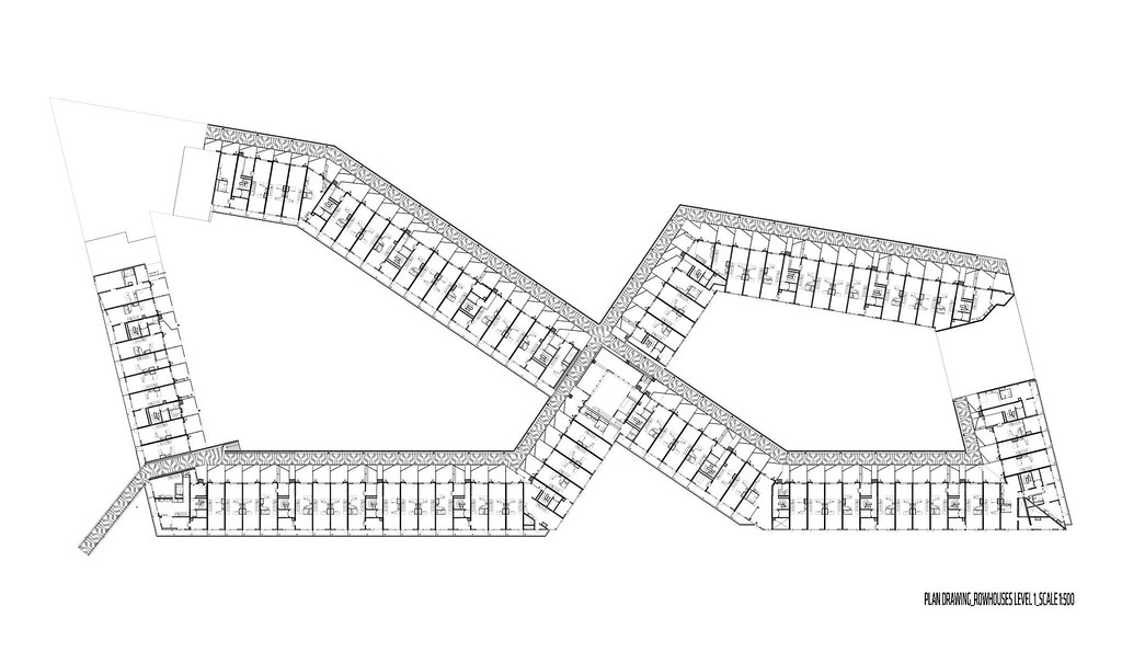 Big - Bjarke Ingels Group - 8 House - Drawing 03
