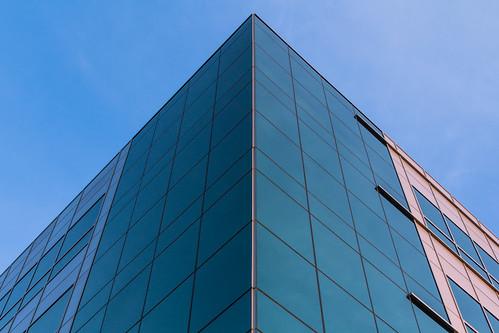 usa building geometric architecture sunrise lasvegas nevada navada phototype canoneos60d perspectivepov ef2470mmf28usmii