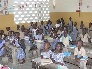 Bambini in classe