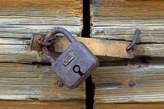 Locked | by Fintrvlr