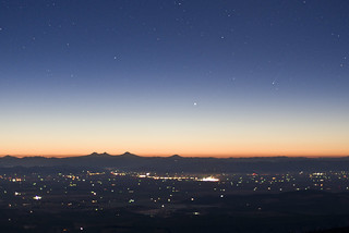 Comet ISON Shines of over Oregon | by benalesh1985