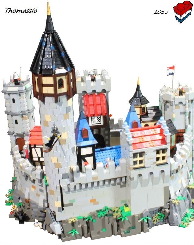 LEGOWORLD Utrecht 2013 Castle