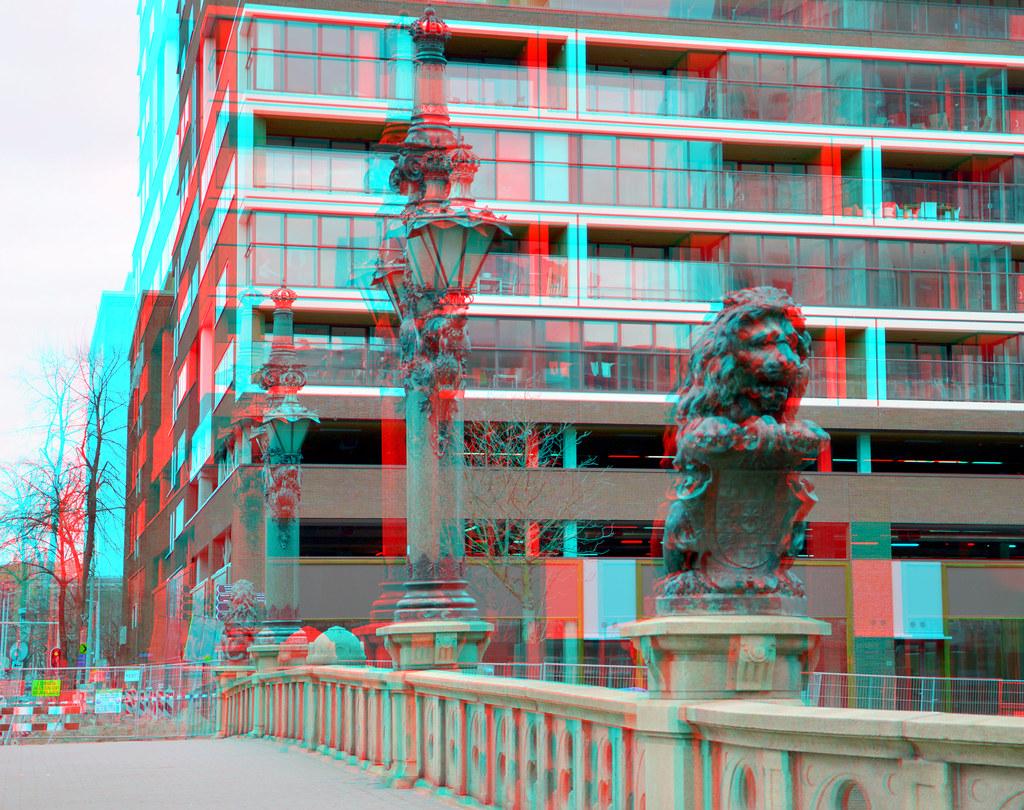 Regentessebrug Rotterdam 3D