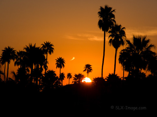 usa calfornia palmsprings sunrise p7800 red nikon ngc 7dwf