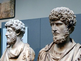 Marcus Aurelius and Lucius Verus | by The Armatura Press