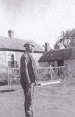 Fred Self, Willunga, ca 1930.