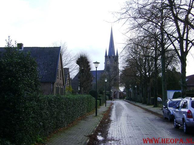 Baarn 40 Km    22-11-2008 (43)