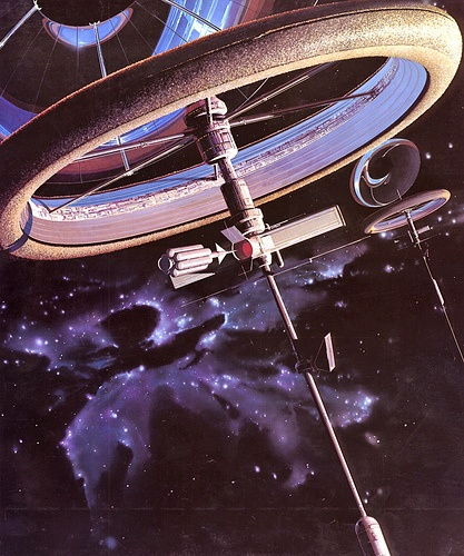 syd mead space station michael flickr