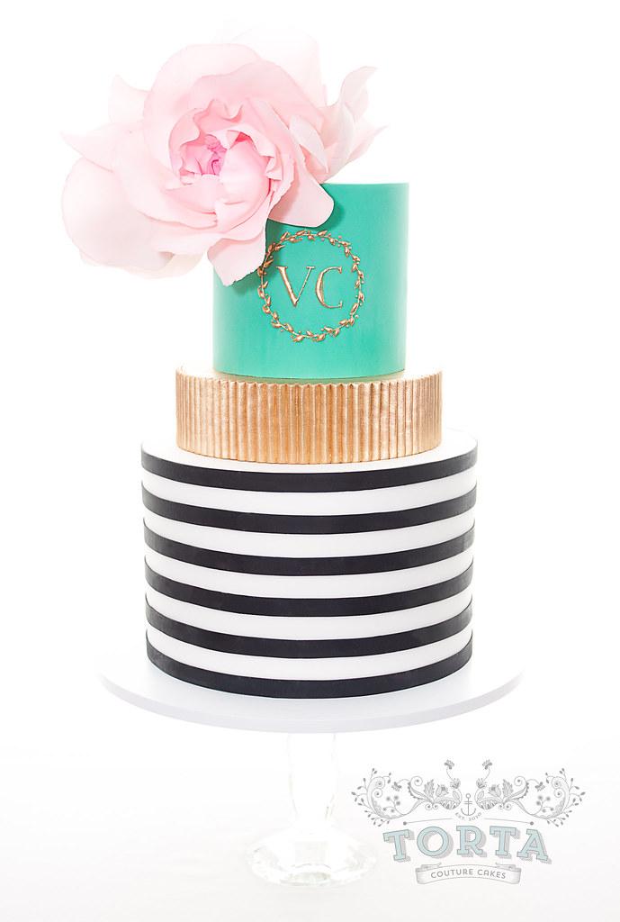 Astonishing Modern Birthday Cake This Was A Birthday Cake I Made For A Flickr Funny Birthday Cards Online Inifodamsfinfo