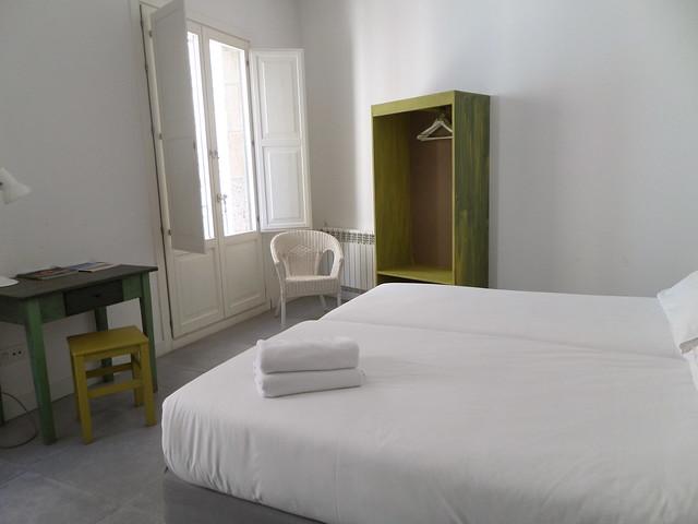 Serie: habitaciones de hotel. Hostal Grau. Barcelona