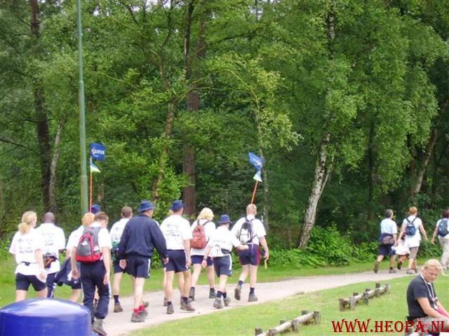 2e dag  Amersfoort 42 km 23-06-2007 (42)