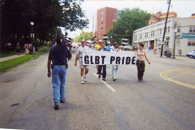 Cincinnati ohio lgbt gay pride