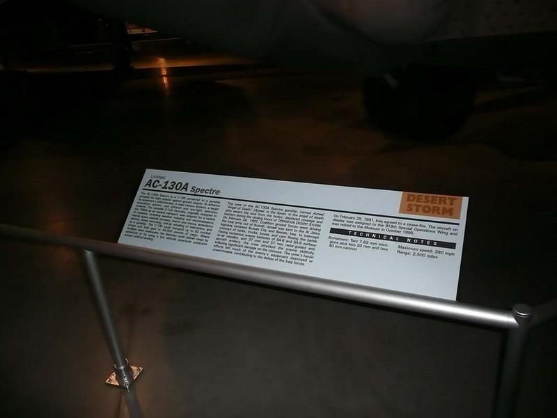 Lockheed AC-130A Spectre 2