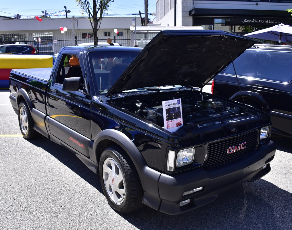 1991 Gmc Syclone Hats Off Day Burnaby Heights Bc Canad Flickr