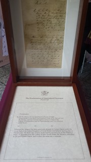Origin of Origin - Proclamation of Queensland | by gpsu.land