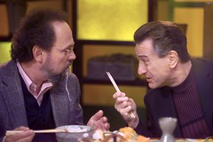 "Billy Crystal and Robert De Niro ""Analyze That"""