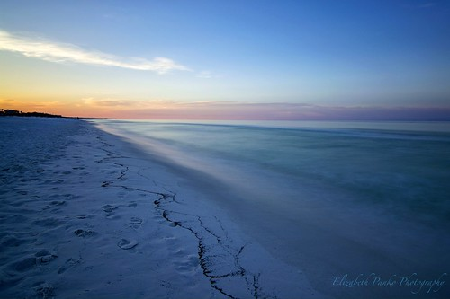 ocean longexposure beach sunrise nikon florida destin blackglass emeraldcoast hoyand400 d5200 uploaded:by=flickrmobile flickriosapp:filter=nofilter hiltonsandestinbeachgolfresortspa