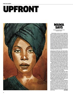Erykah Badu interview | by janelerner