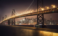 bay bridge san francisco by Jimmy McIntyre - Editor HDR One Magazine