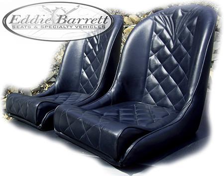 Sb Bomber Seat Hot Rod Sbblkblkdmndhr Eddie Barrett Seat C Flickr