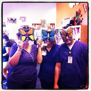 Planning the 2013 Day of Remembrance with the Cardon's Children Hospital team! This will be the first time the event will be off hospital campus. We are blessed to be able to count Butterfly Wonderland in Scottsdale as our newest Purple Partner! Big shout | by CONTIVISION