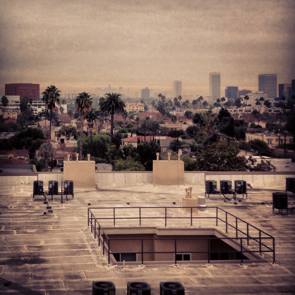 View from Cedars-Sinai Medical Group - Beverly Hills, CA | Flickr