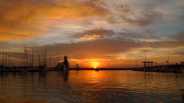 Noray sunrise