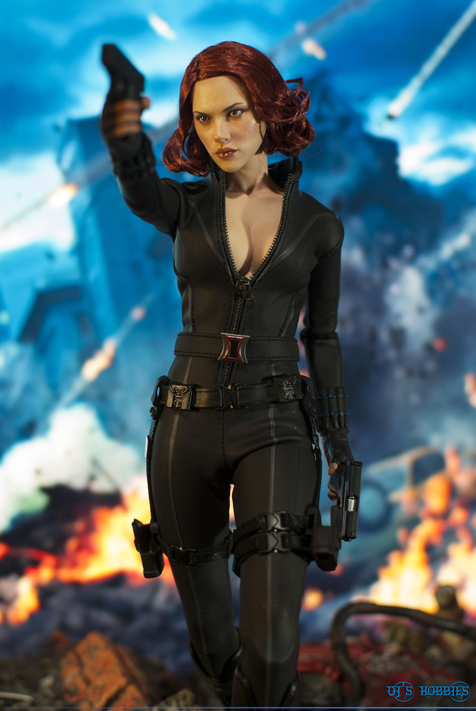 competitive price c5efd d1f0c ... Hot Toys Black Widow 6   by mickeyrdj