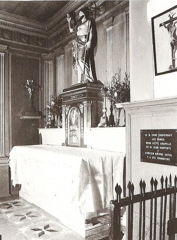 st john the baptist chapel