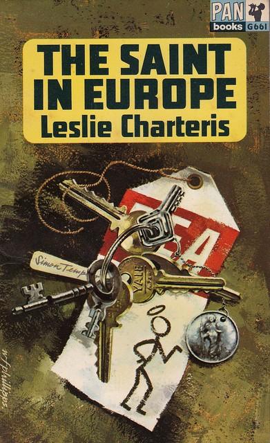 Leslie Charteris - The Saint in Europe