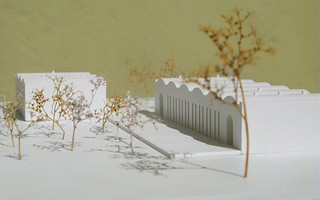 Studio Emilio Caravatti, scala 1:200 | by Laboratorio per Architettura, Arte e Design