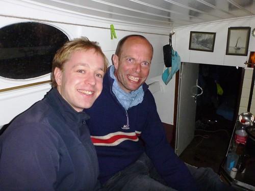 Bakboord-Paul en Stuurboord-Paul