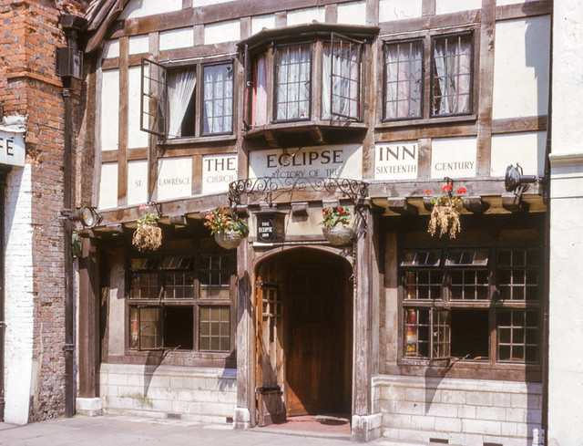 The Eclipse Inn, Winchester 1963